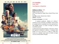 15-21 noiembrie Batalia de la Midway